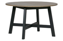 Stół DERBY Ø120cm - drewno sosnowe