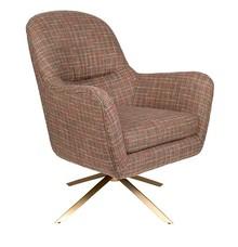 Fotel lounge ROBUSTO TEXAS - kratka