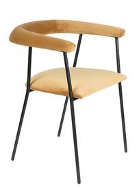Krzesło HAILY - złote