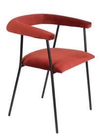 Krzesło HAILY - czerwone