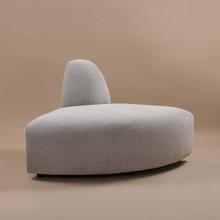 Sofa Jax: element do sofy, jasnoszary