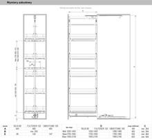 MAXIMA CLASSIC Cargo Maxi 400/6 1900-2100 Chrom Prowadnica Z Dociągiem - Rejs