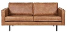 Sofa FR RODEO 2,5 - skóra koniakowa