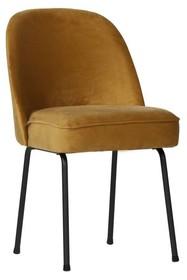 Krzesło FR VOGUE - musztardowe