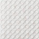 ODBOJNIK SILIKONOWY średnica 12,4 mm, wysokość 3,5 mm  - doskonałe wygłuszenie drzwiczek i frontów meblowych, - wysokiej jakości klej samoprzylepny...
