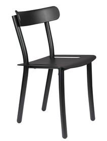 Krzesło FRIDAY - czarne