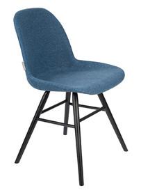 Krzesło ALBERT KUIP SOFT - niebieskie