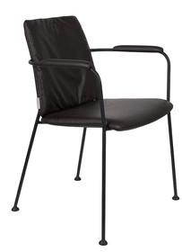 Fotel FAB - czarny