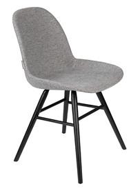 Krzesło ALBERT KUIP SOFT - szare