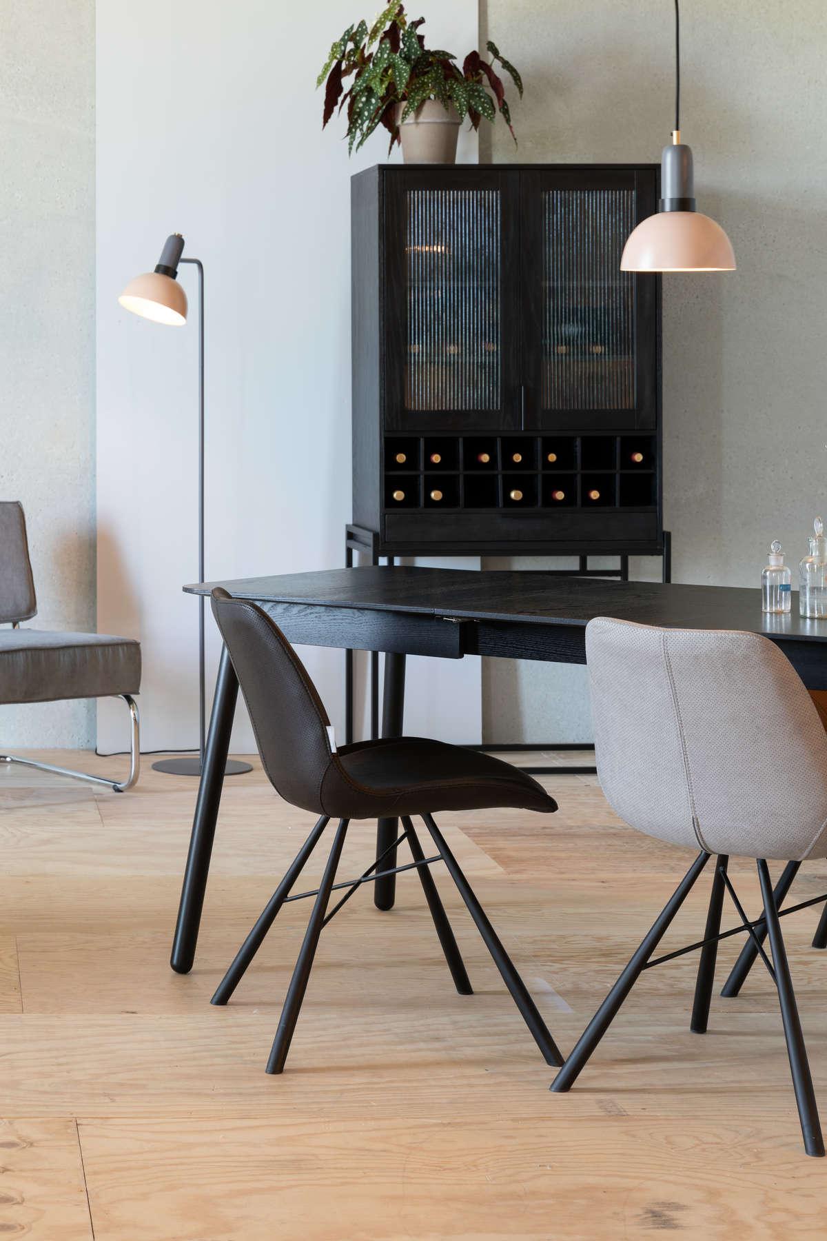 Krzesło BRENT AIR czarne