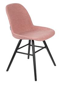 Krzesło ALBERT KUIP SOFT - różowe