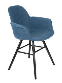 Fotel ALBERT KUIP SOFT - niebieski