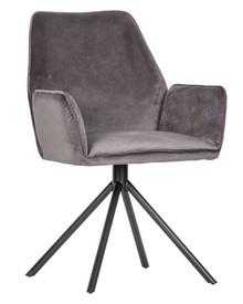 Krzesło AMBER - szary