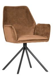 Krzesło AMBER - karmel