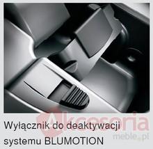 100kpl Zawiasów 71B3550 Z Hamulcem +Prowadnik 173L6100 + Kamizelka - Blum