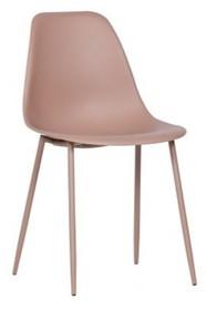 Krzesło LEXI - różowe