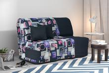 Dwuosobowa sofa rozkładana Lilia