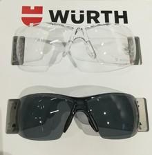 Okulary Ochronne Basic Wurth przyciemniane - Würth