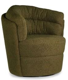 Fotel obrotowy - zielony