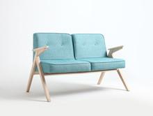 Sofa 2-osobowa VINC