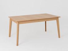 Stół rozkładany WOODYOU 160x90 - dąb lity