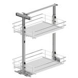 Maxima EVO II Cargo mini dolne 400 to idealna propozycja do zabudowy szafek dolnych.  Półki z pełnym dnem z pełnym dnem z tworzywa sztucznego będą...