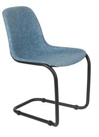 Krzesło THIRSTY - niebieskie
