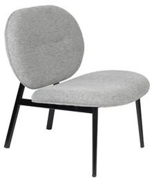 Fotel SPIKE - szary