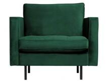 Fotel RODEO - zielony leśny