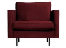Fotel RODEO - czerwony