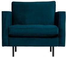 Fotel RODEO - niebieski