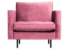 Fotel RODEO - różowy