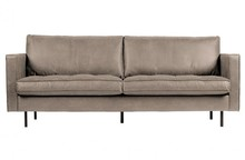 Sofa RODEO 2,5 classic - skóra słonia