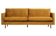 Sofa RODEO 2,5 classic - ochry