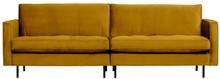 Sofa RODEO 3-osobowa classic - ochry