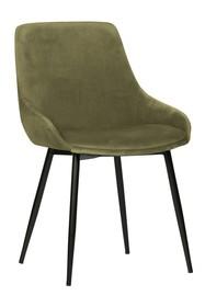 Krzesło SELIN - leśny zielony