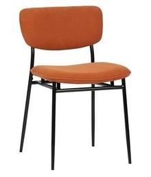 Krzesło DANÉ - pomarańczowy