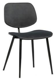 Krzesło JACKIE - szary