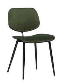 Krzesło JACKIE - zielony