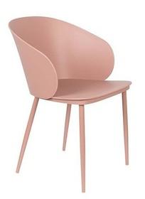Krzesło GIGI - różowe