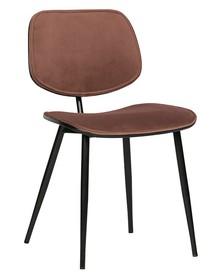 Krzesło JACKIE - koralowy