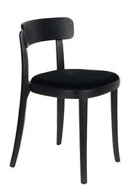 Krzesło BRANDON - czarny