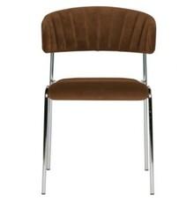 Krzesło TWITCH - brązowy