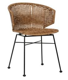 Krzesło NOOR - naturalny