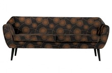 Sofa ROCCA - czarny