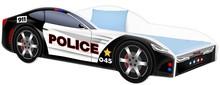 Łóżko CAR POLICE