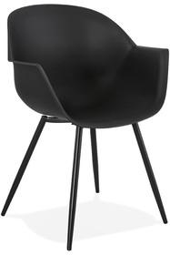 Krzesło STILETO - czarny