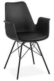 Krzesło KOKLIKO - czarny