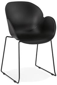 Krzesło ROXAN - czarny