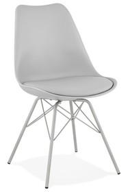 Krzesło FABRIK - szary
